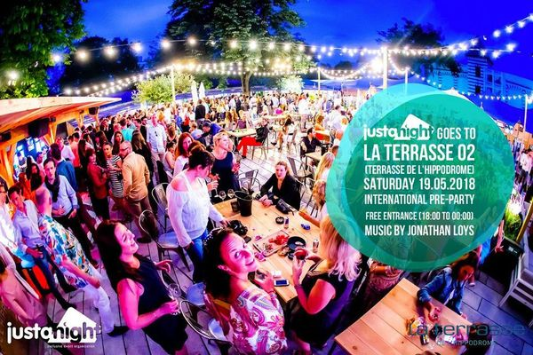 International Pré Party At La Terrasse O2 Free Entry