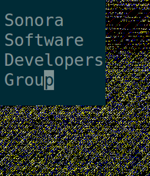 The Sonora Software Developers Group