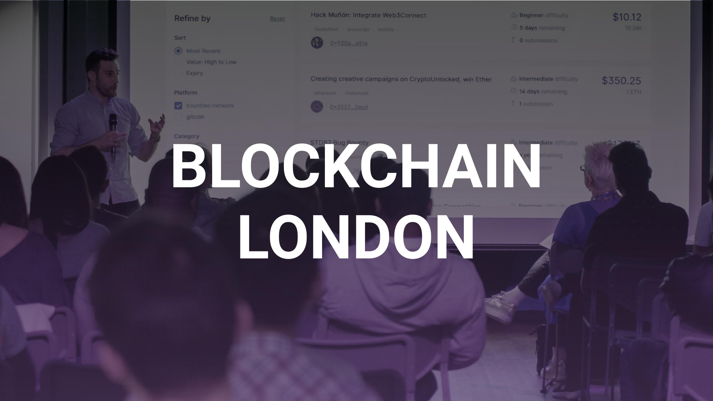 Blockchain London