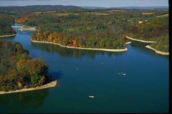 Paddle Blue Marsh Lake - Lehigh Valley Kayak & Canoe Club