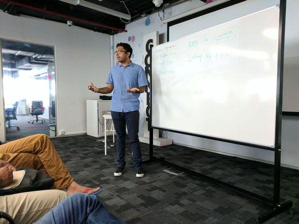 BangML - Bangalore Machine Learning Meetup (Bangalore ...