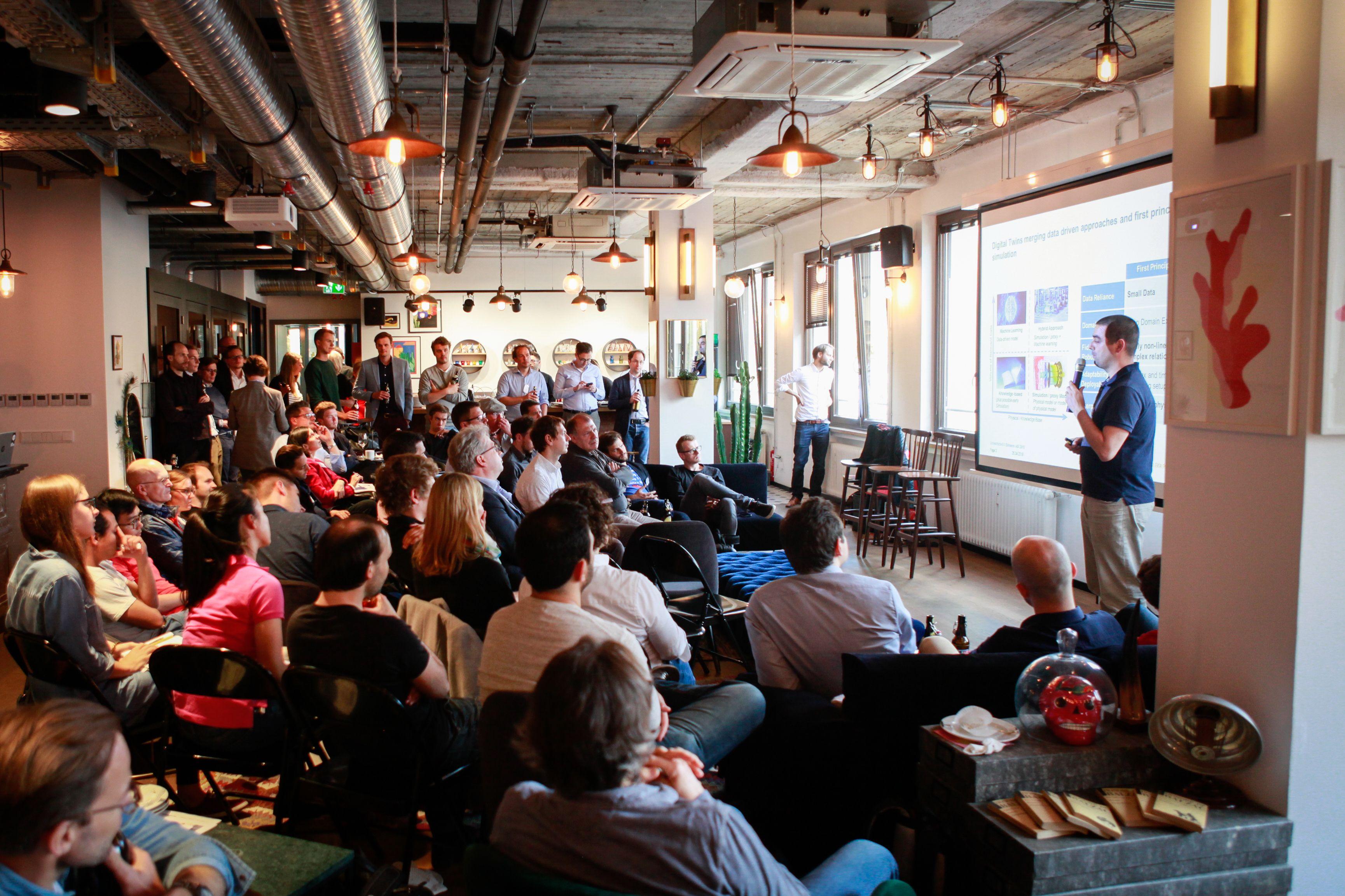 Siemens AI Meetups Munich