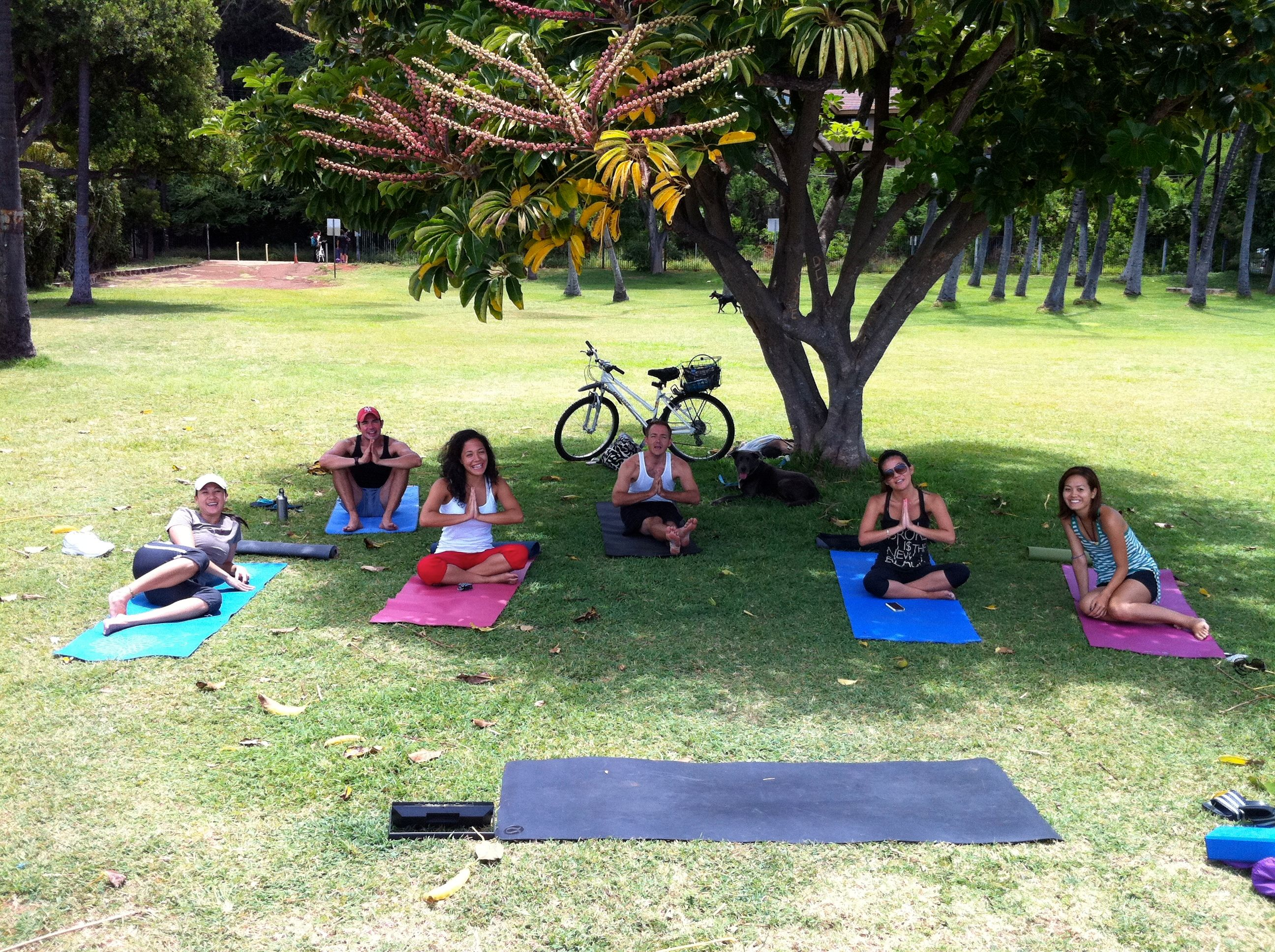 Yoga for My Homies