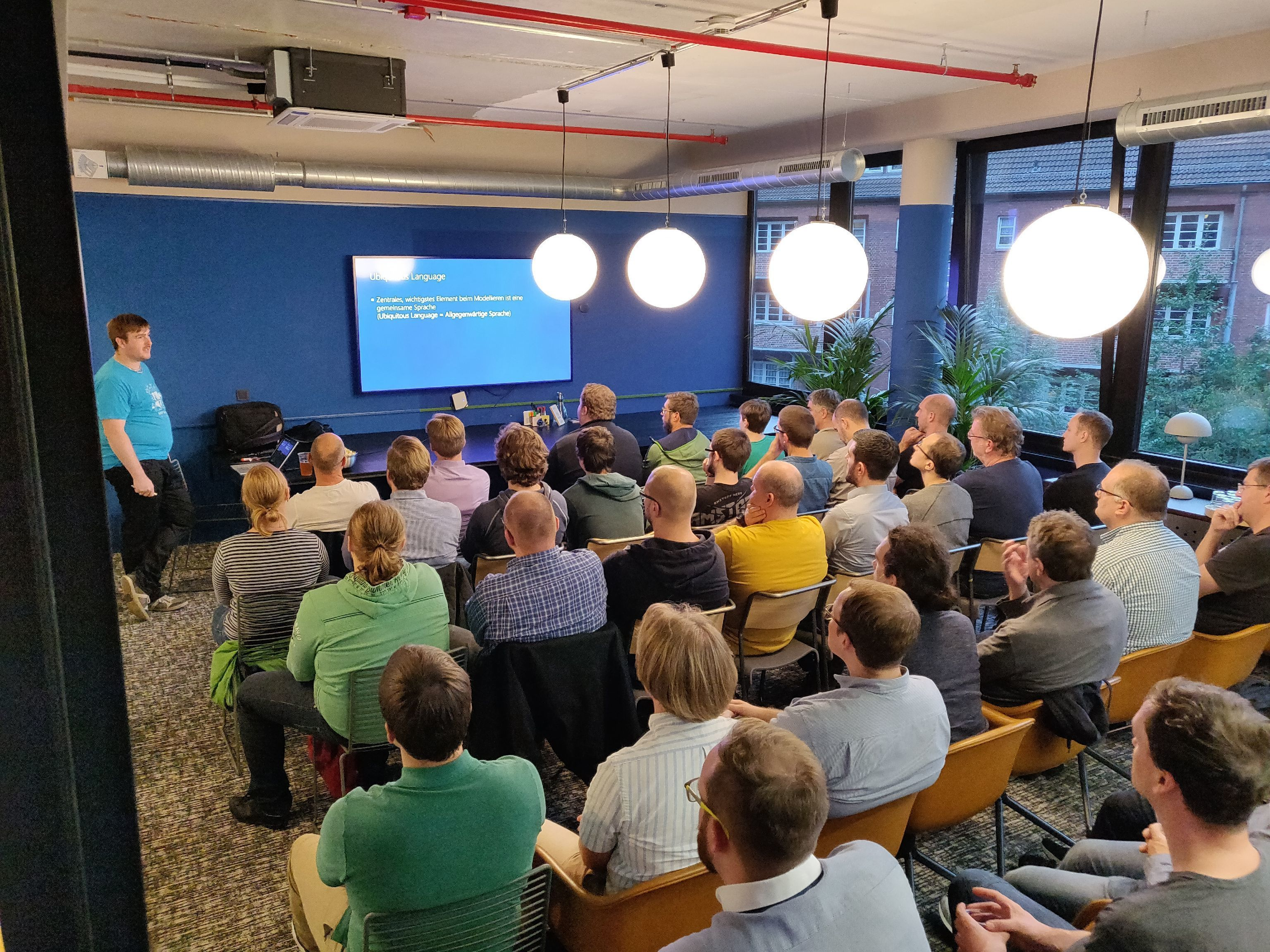 Hamburg C# and .NET User Group Meetup