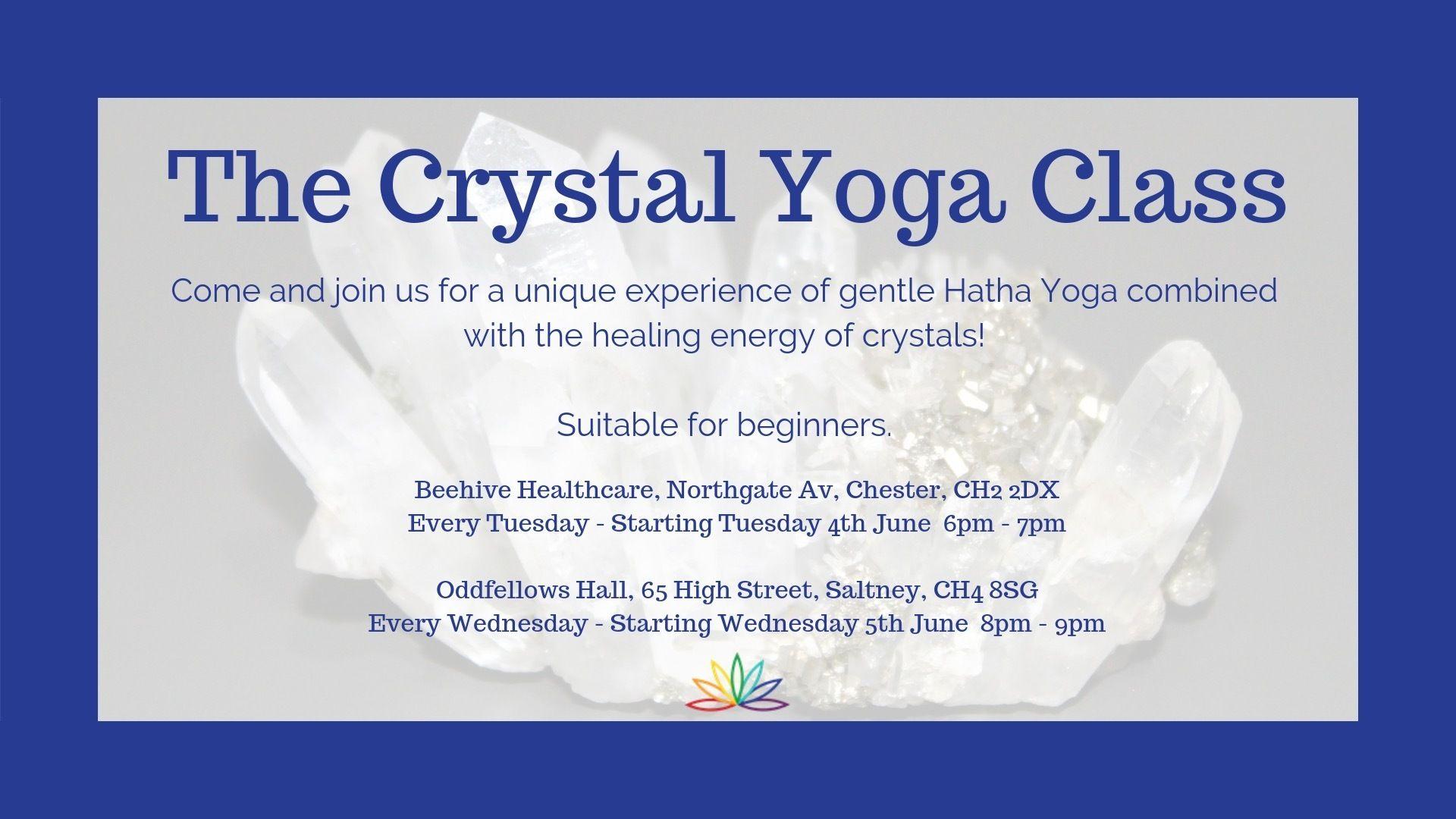 The Crystal Yoga Class
