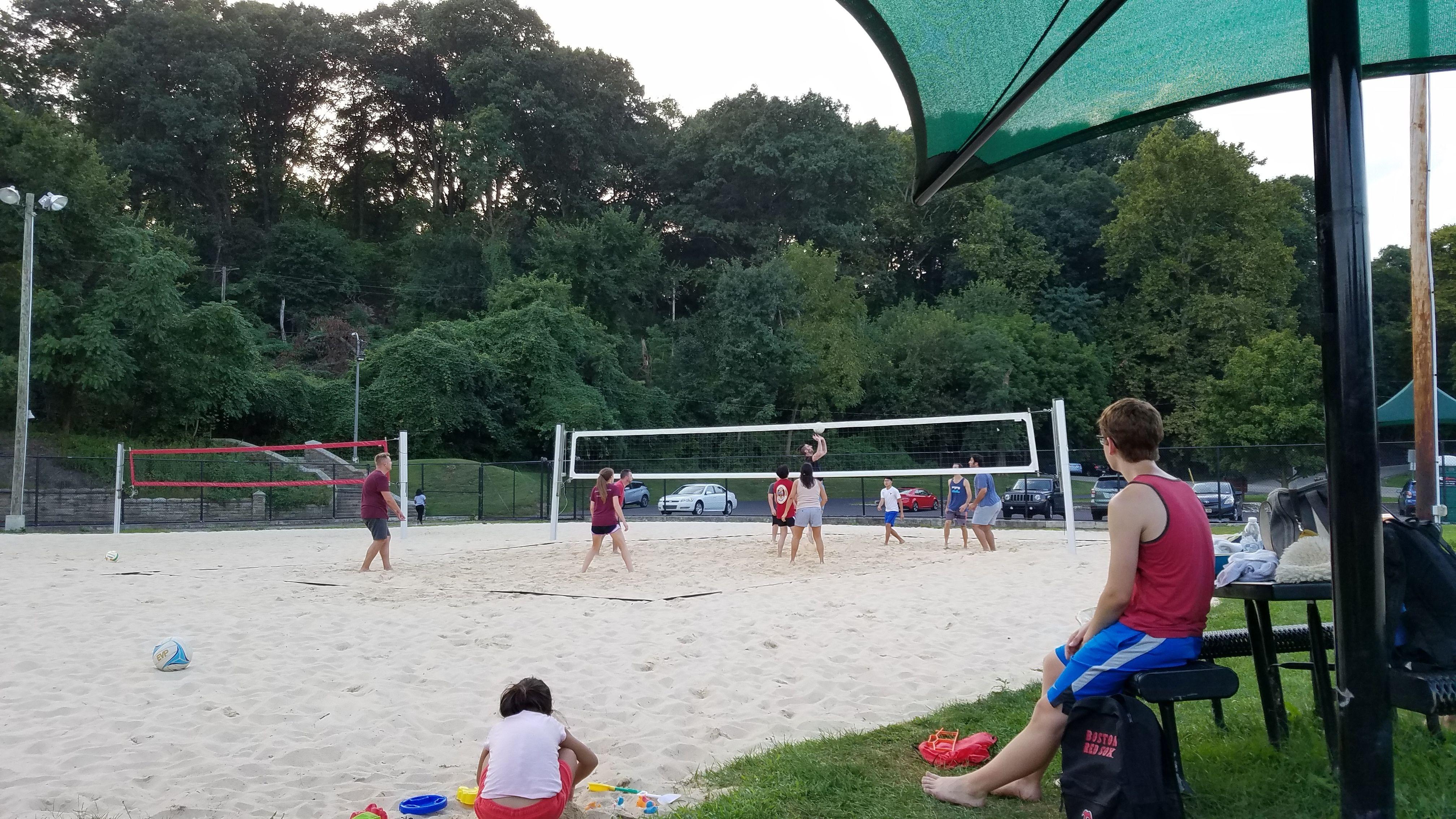 Pittsburgh Beach Volleyball