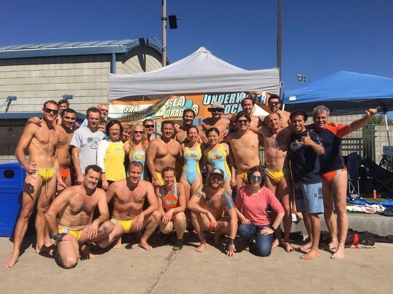 San Diego Underwater Hockey Club Meetup