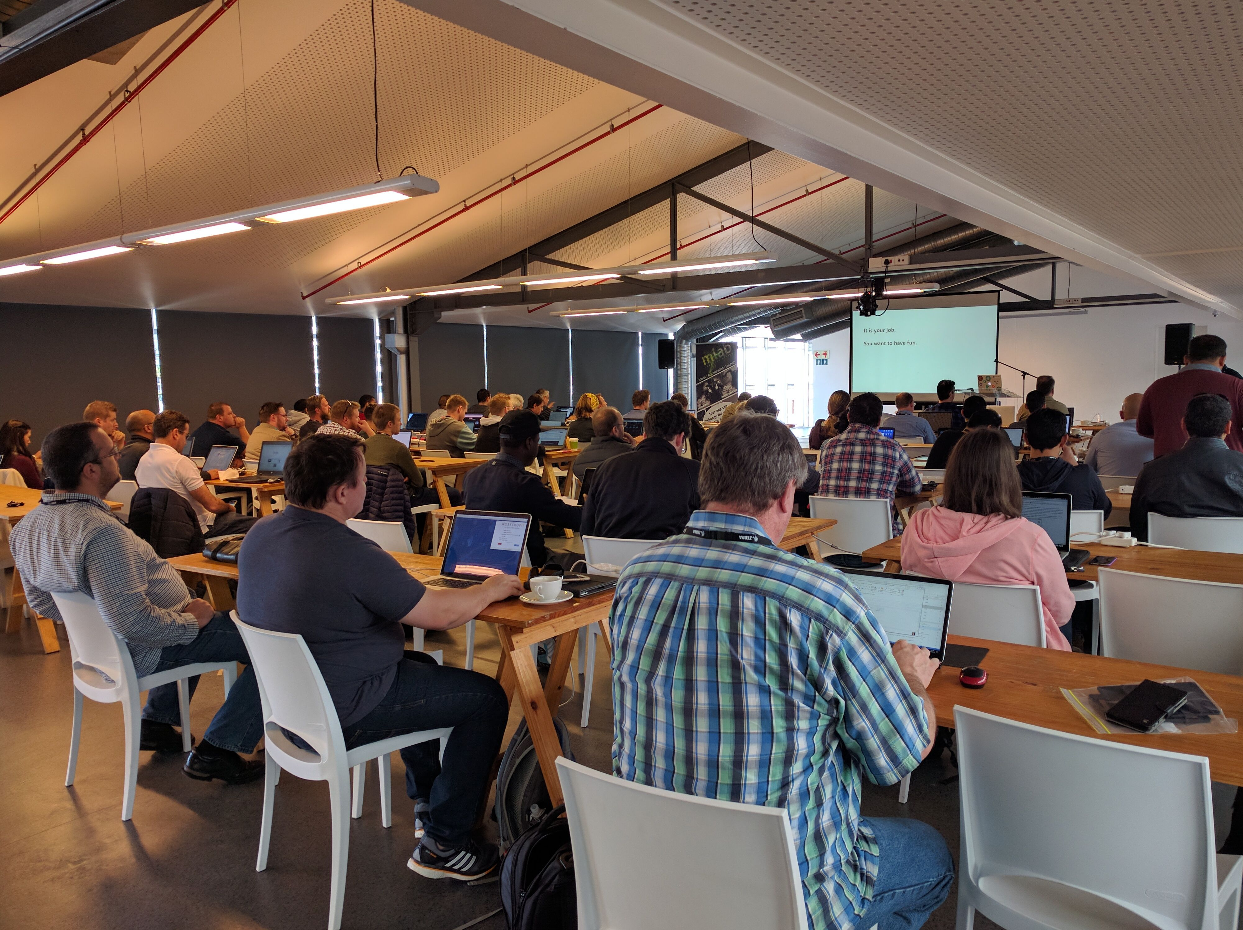 Cape Town MS Developer User Group (@CPTMSDUG)