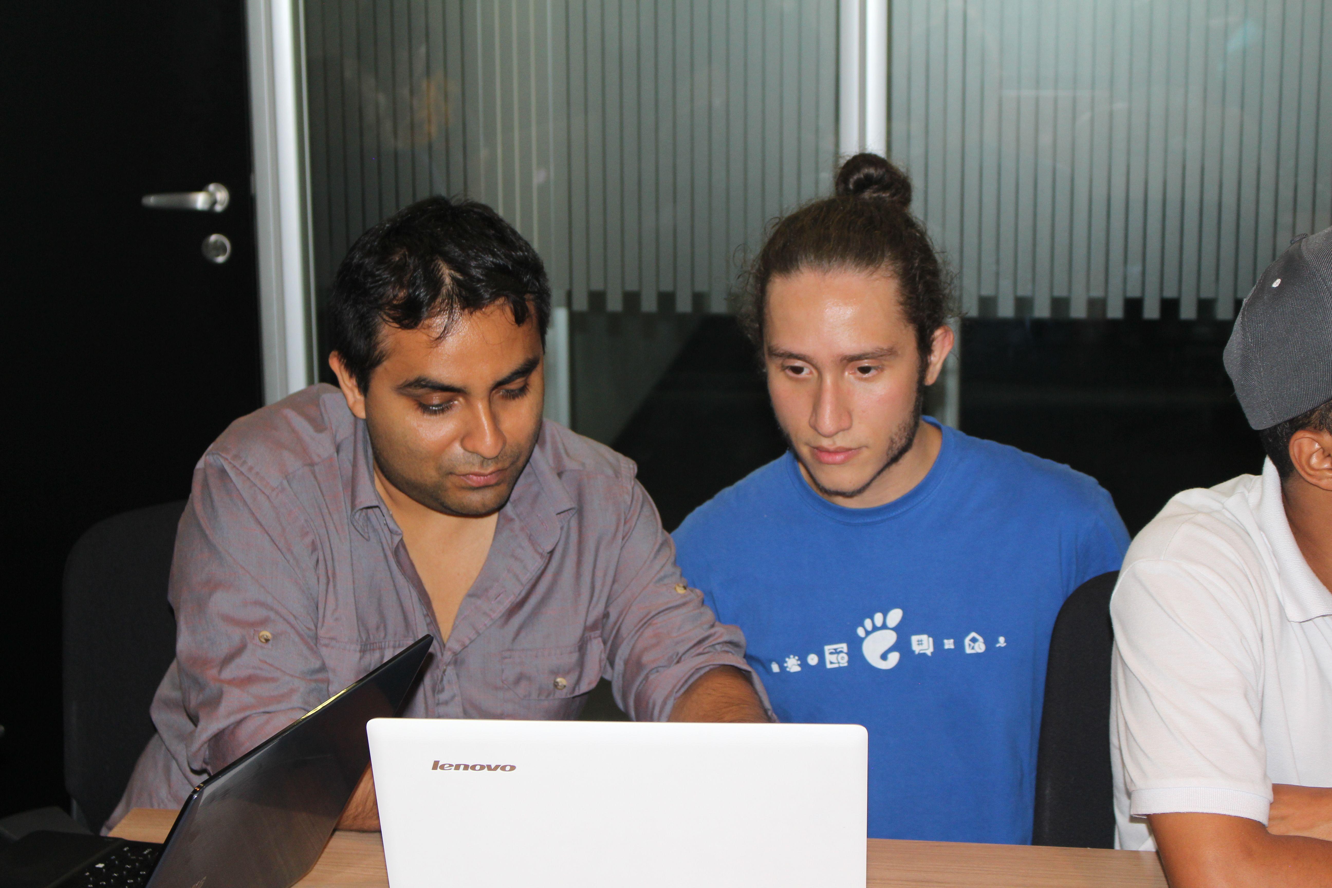 GNOME Hacking em São Paulo