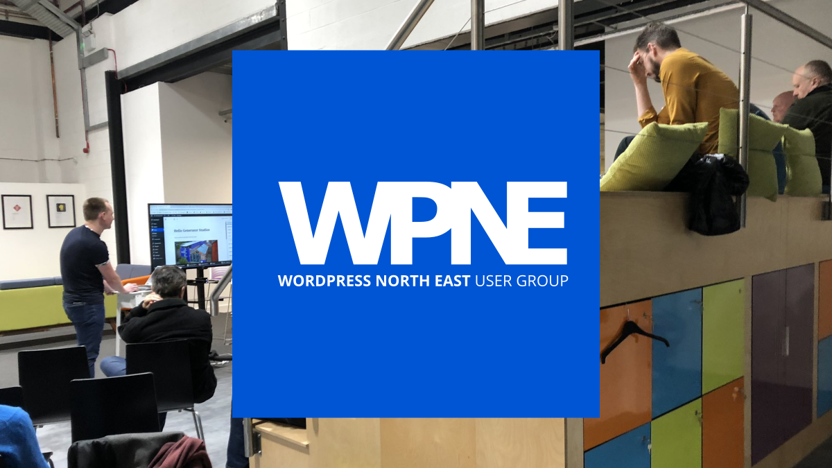 WordPress North East