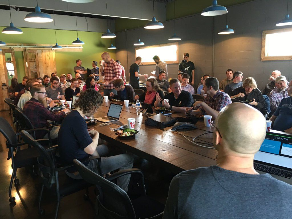 Franklin Developer Lunch & Learn