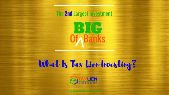GA Tax Lien Bootcamp