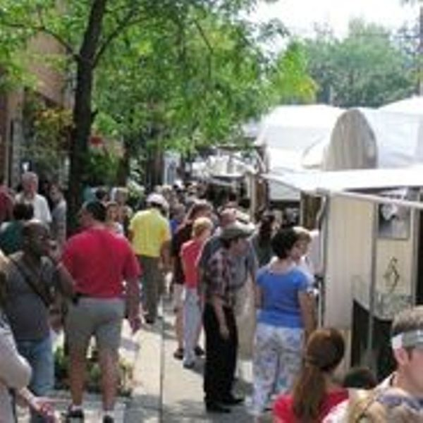 Shadyside Arts Festival During August 29-30