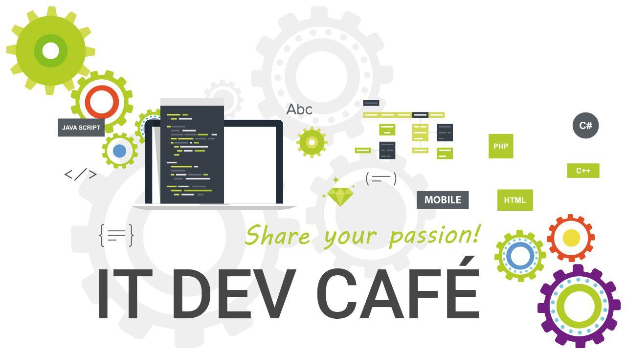 IT Development Café Belgium