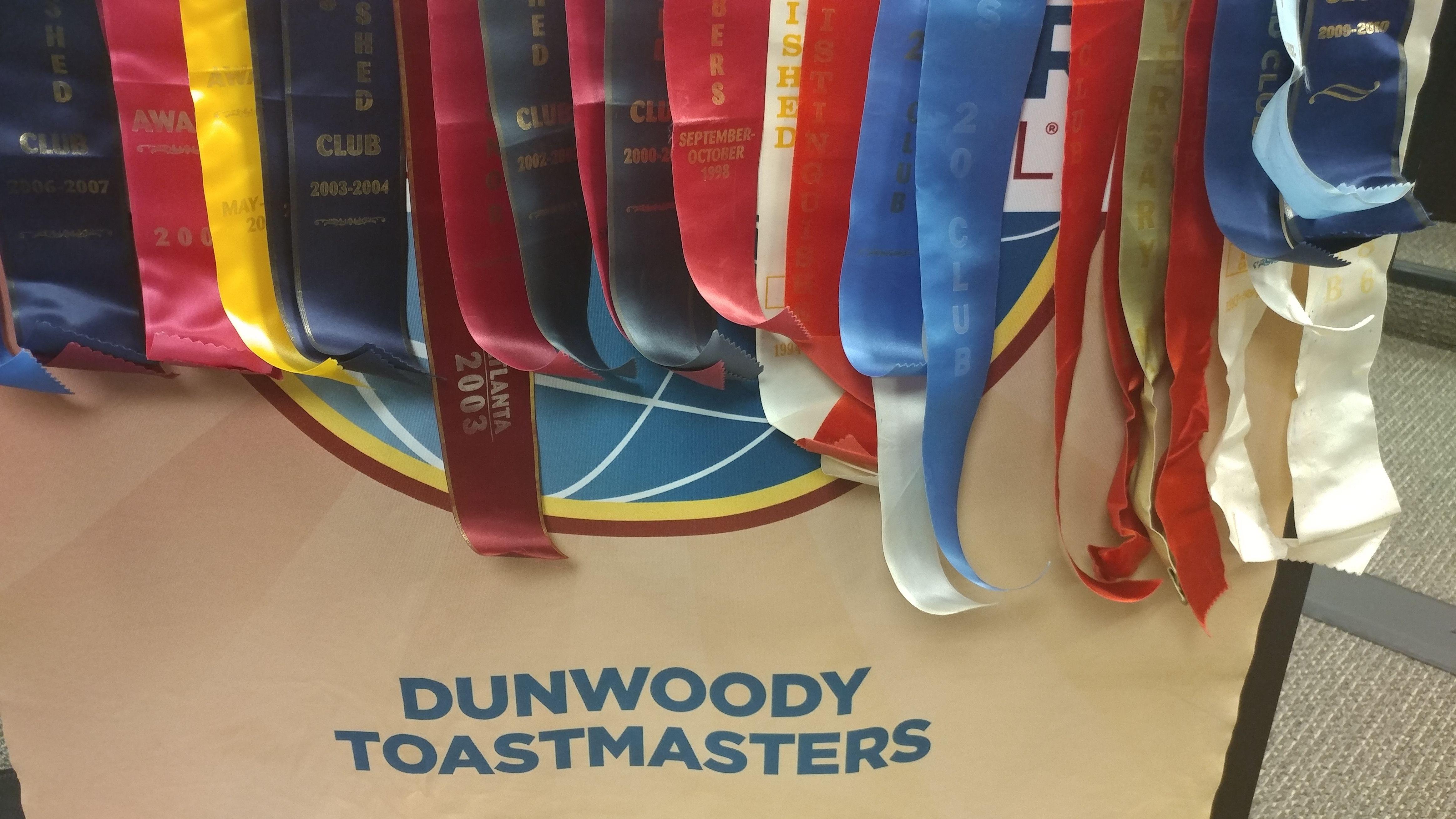 Dunwoody Toastmasters Club