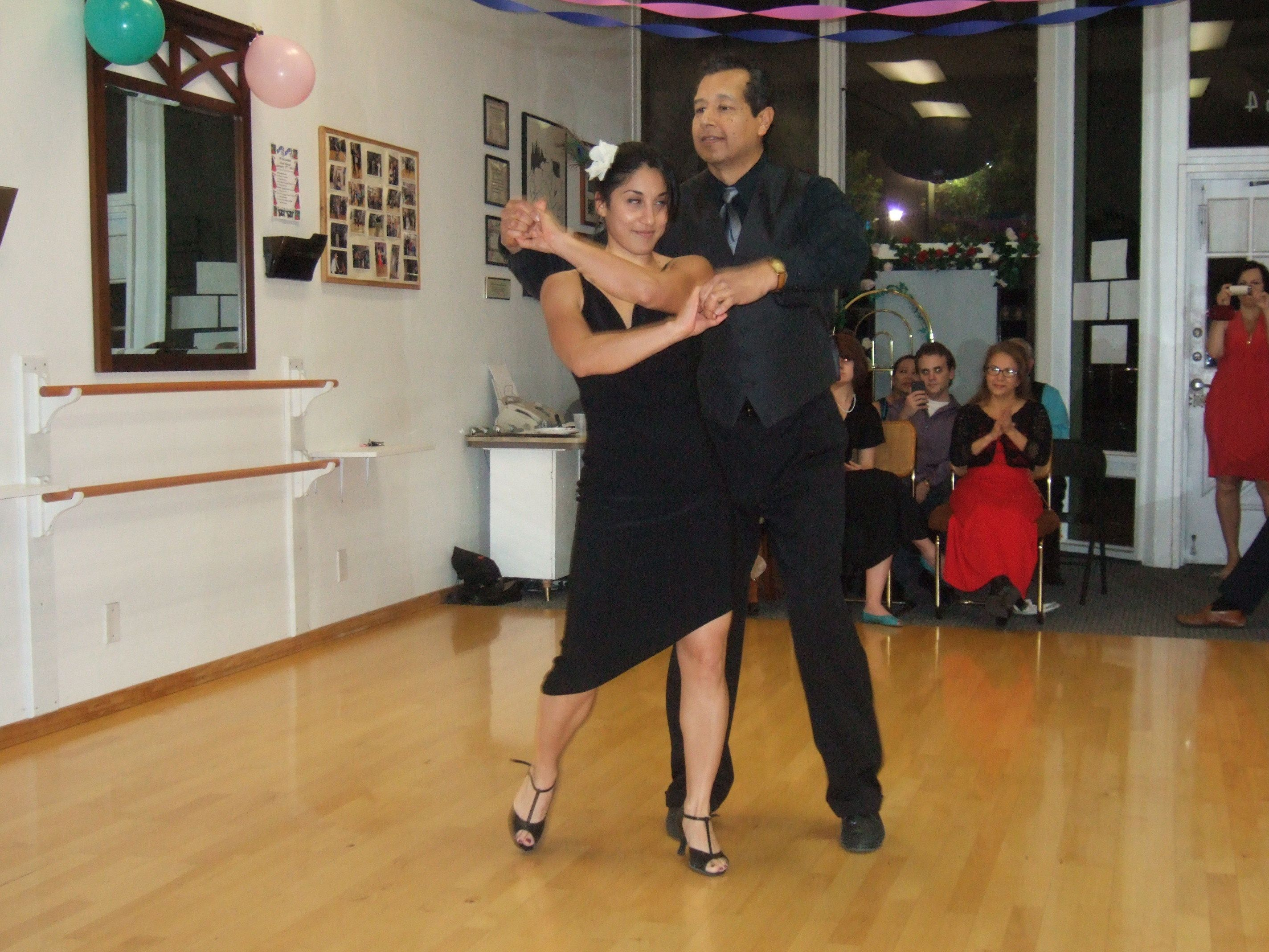 Social Dance at Active Center