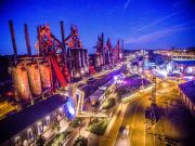 Photo for Workout Hike at the Bethlehem Steel Stacks (3-4 mph, A, 7 miles) April 22 2019