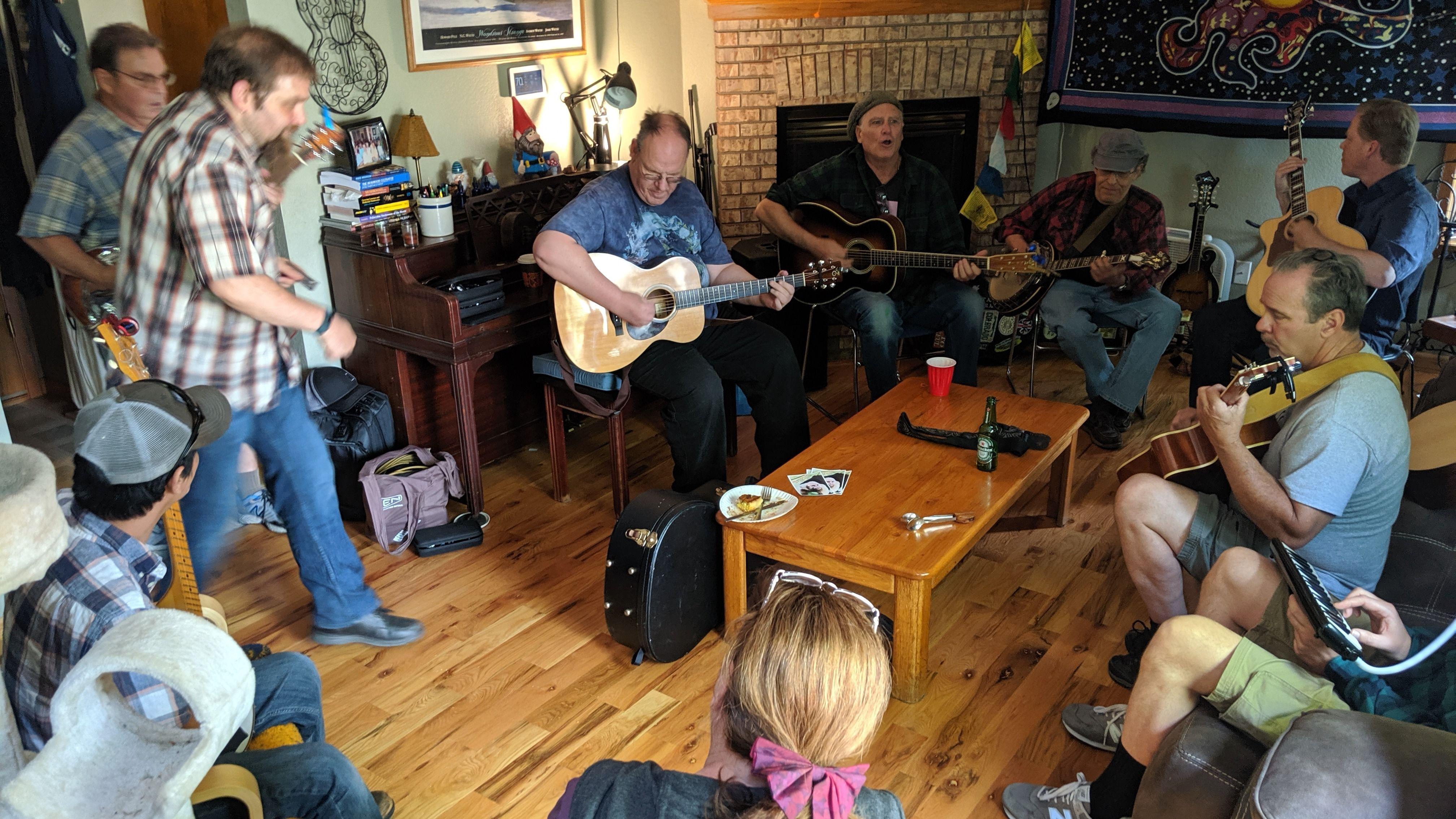 Longmont Musical Supper Club