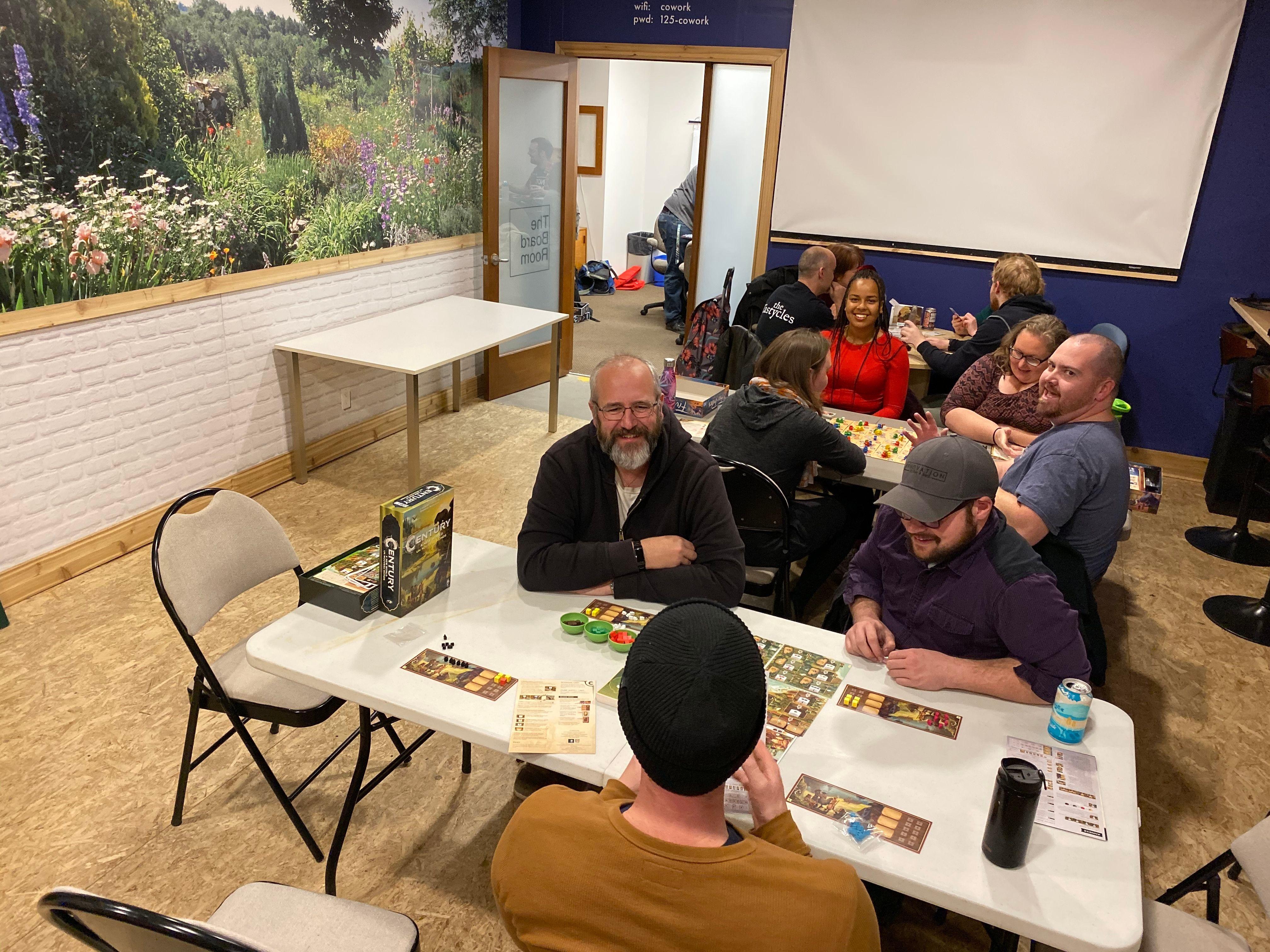 Penticton & South Okanagan Tabletop Board Game Group