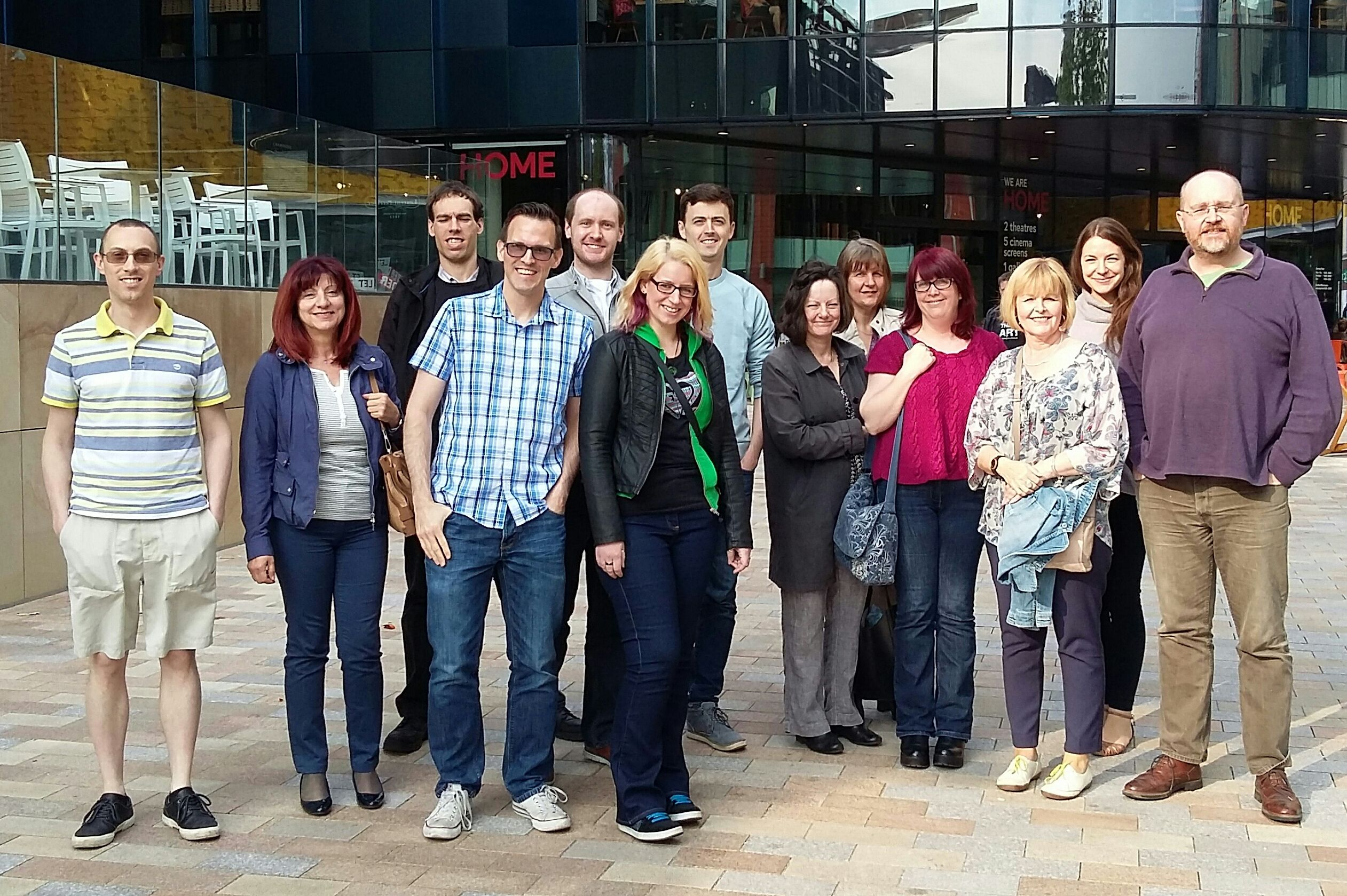 creative writing group manchester