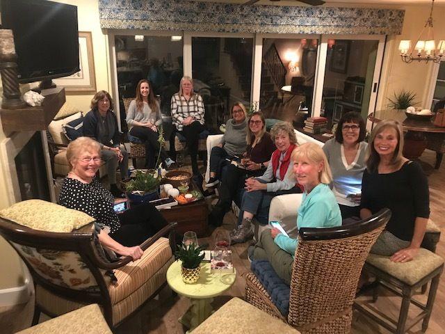 Beach Area Women's Book Club
