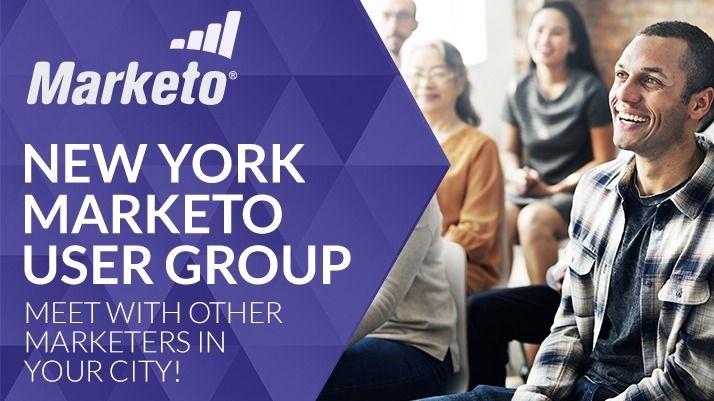 New York Marketo User Group