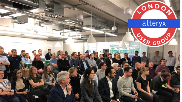 Past Events | London Alteryx User Group (London, United