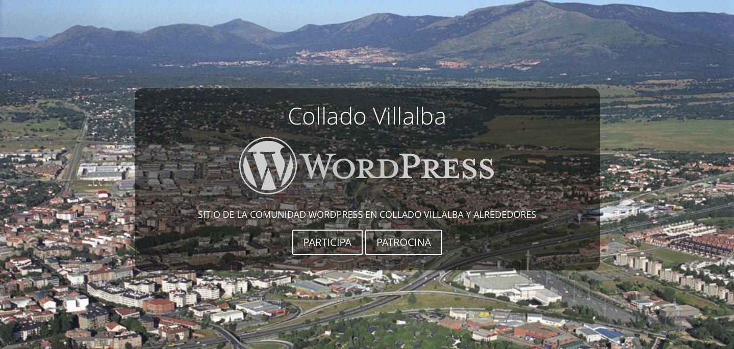 WordPress Collado Villalba