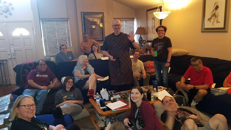 Orange County Sci-Fi/Fantasy Meetup Group