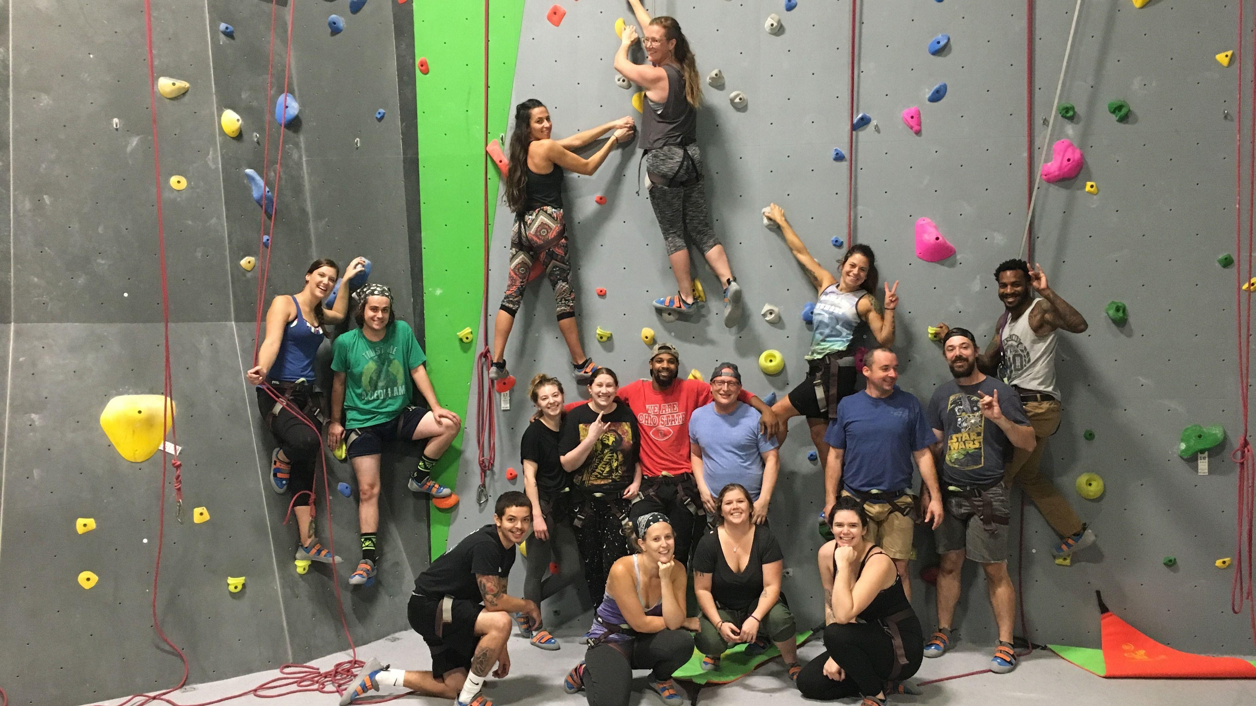 TRC RVA Climbing Meetup