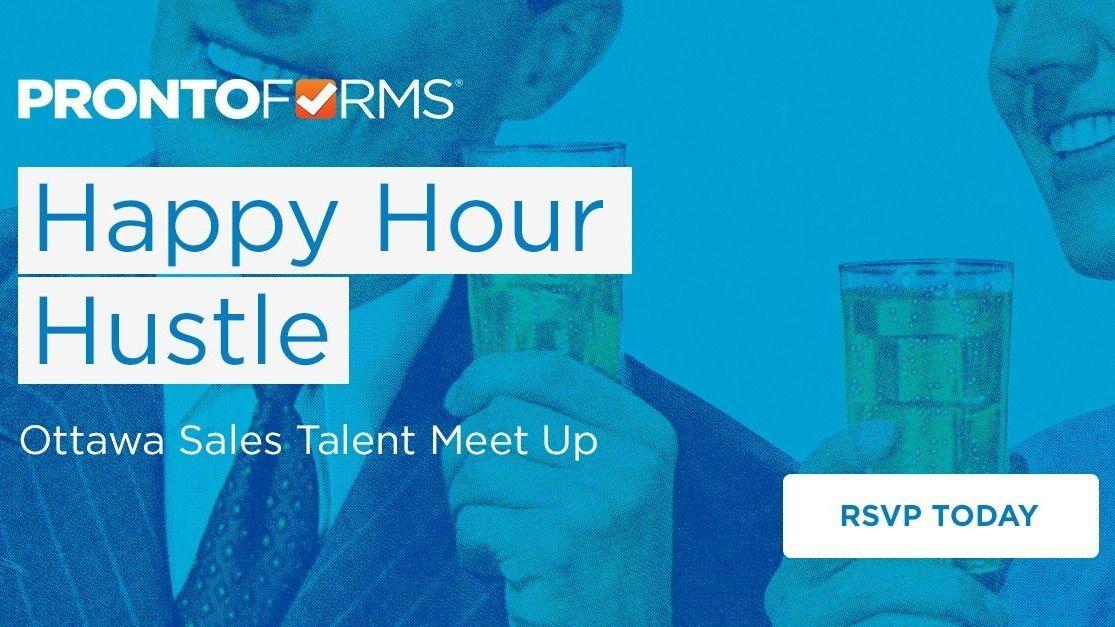 Ottawa Sales Talent Meetup