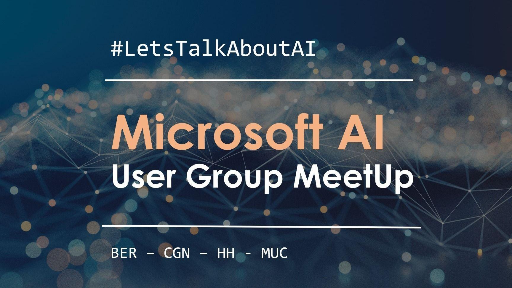 Microsoft AI User Group NRW