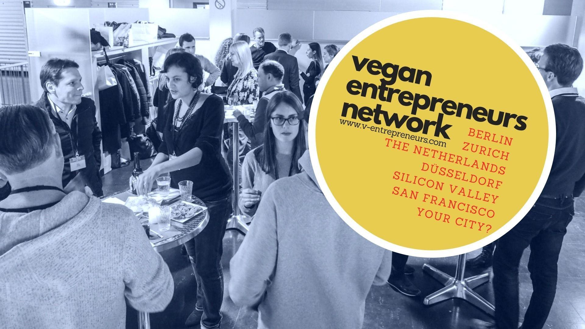 Vegan Entrepreneurs The Netherlands