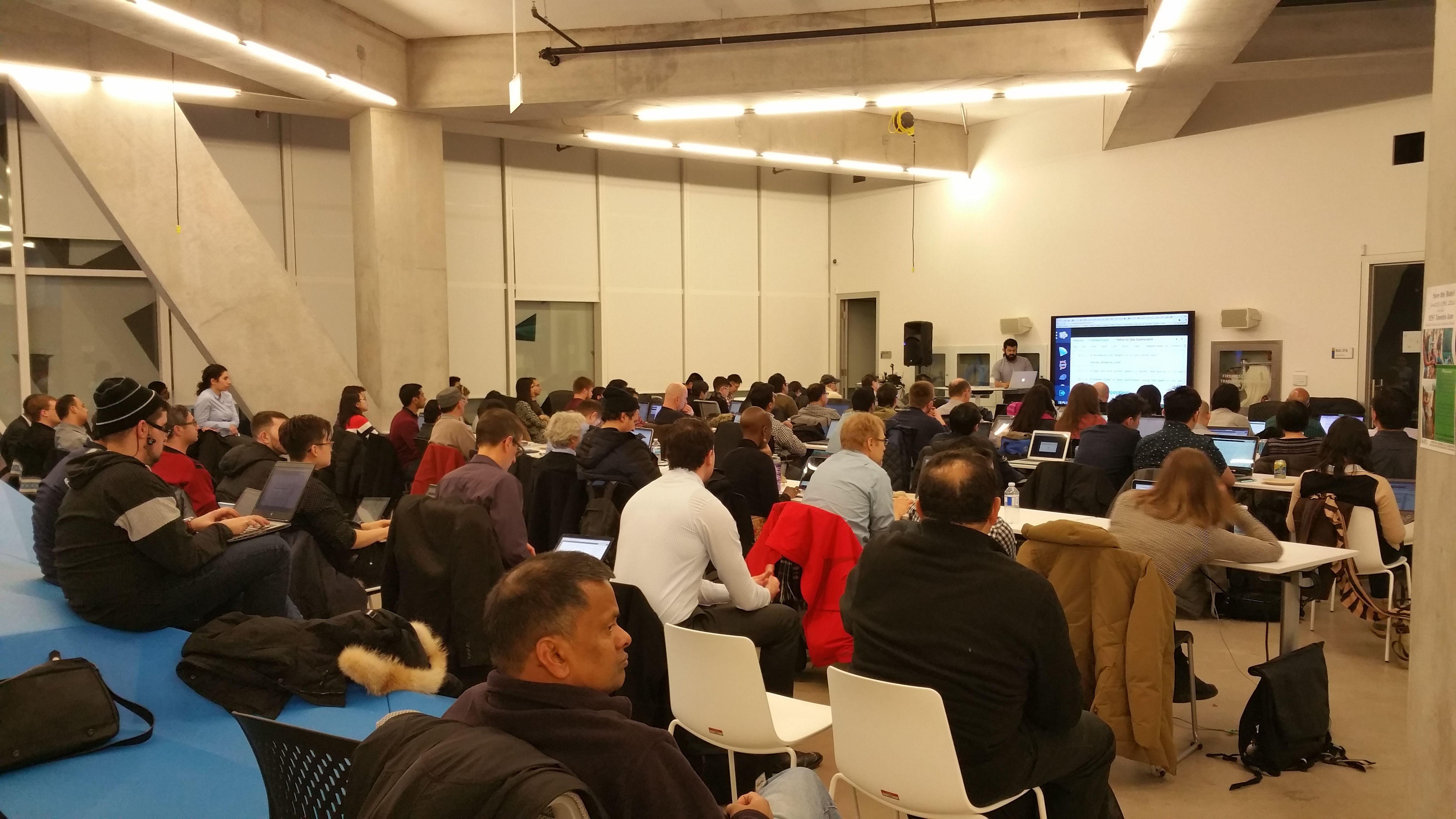 Toronto - Cognitive, AI & Data Science Meetup