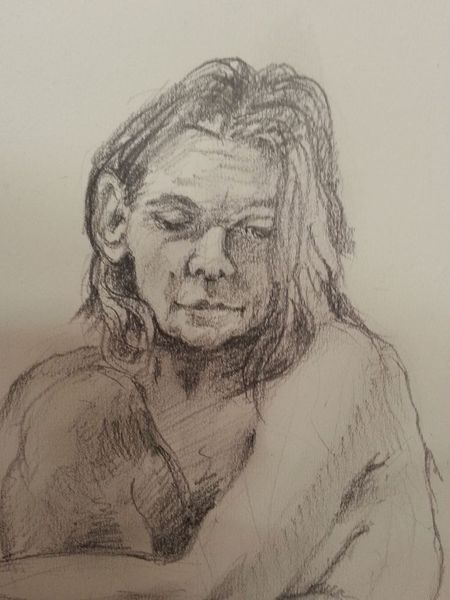 Creative life drawing Manchester