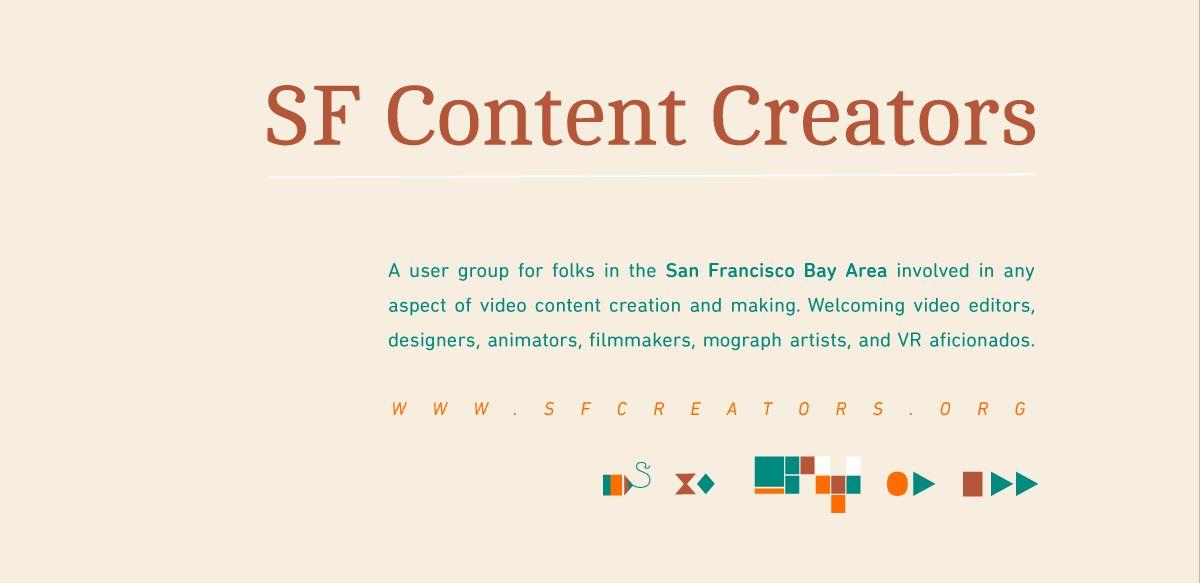 SF Content Creators