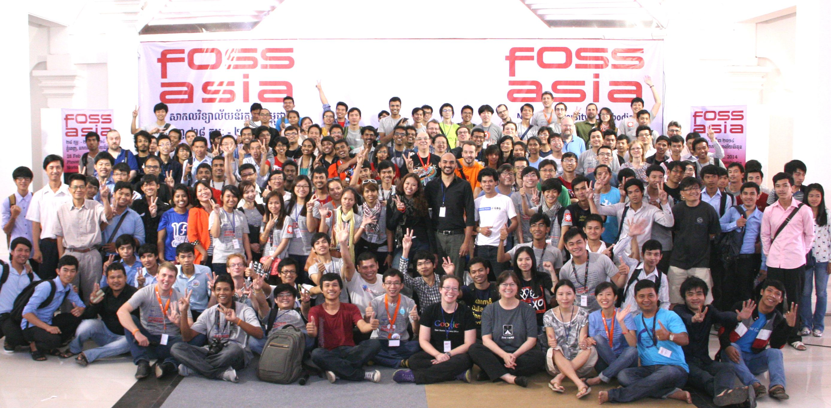 FOSSASIA Singapore Open Tech Meetup