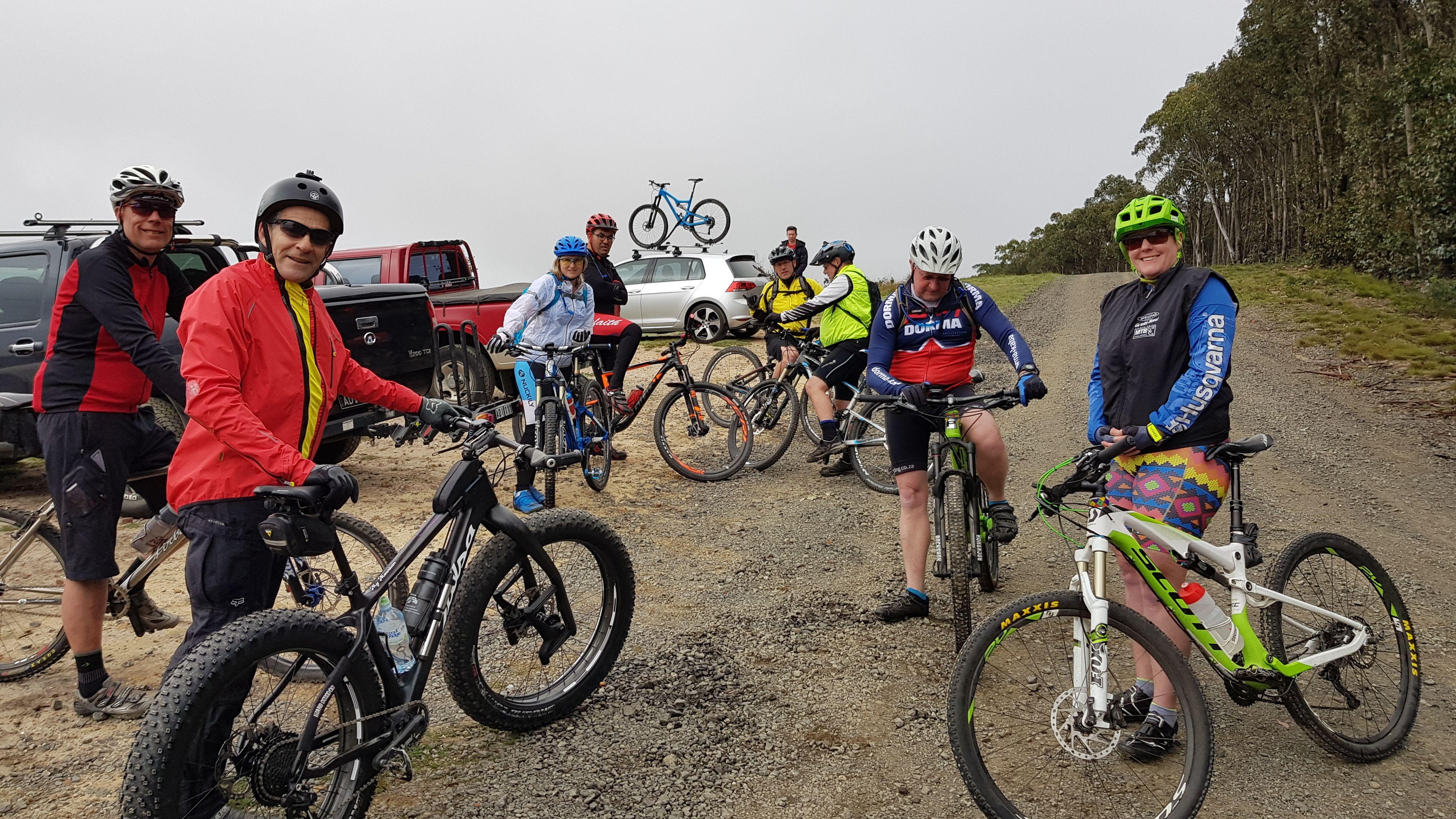 Melbourne Mountain Biking