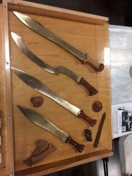 All new! Bronze casting class! - Molten Metal Sword Casting Club