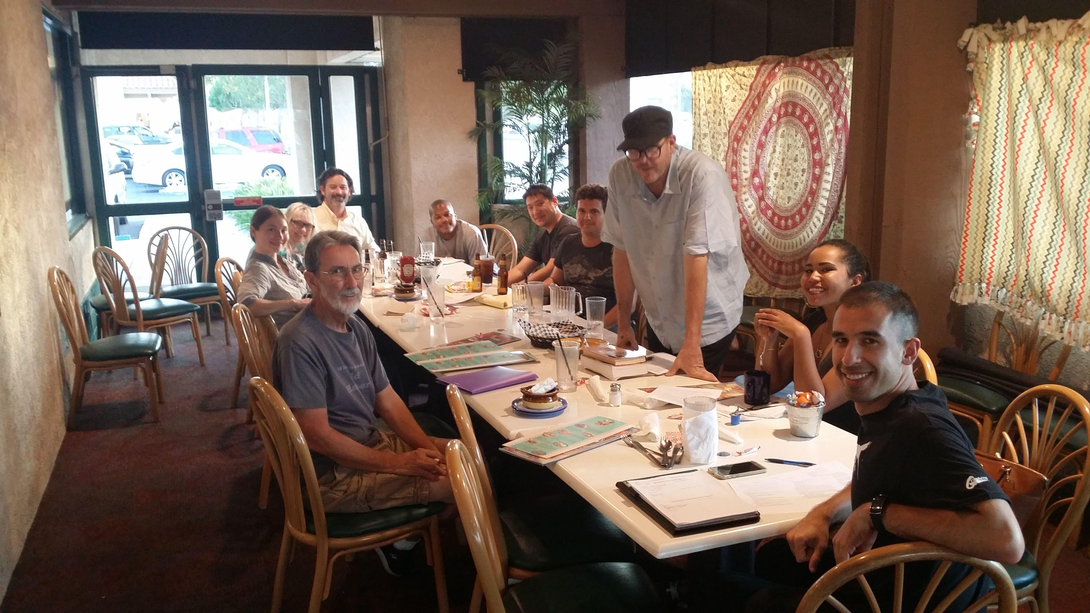 Coffee House Writers Group - Long Beach