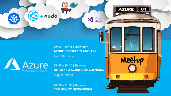 Azure DevSpaces and AKS + Deploy to Azure using Jenkins | Meetup