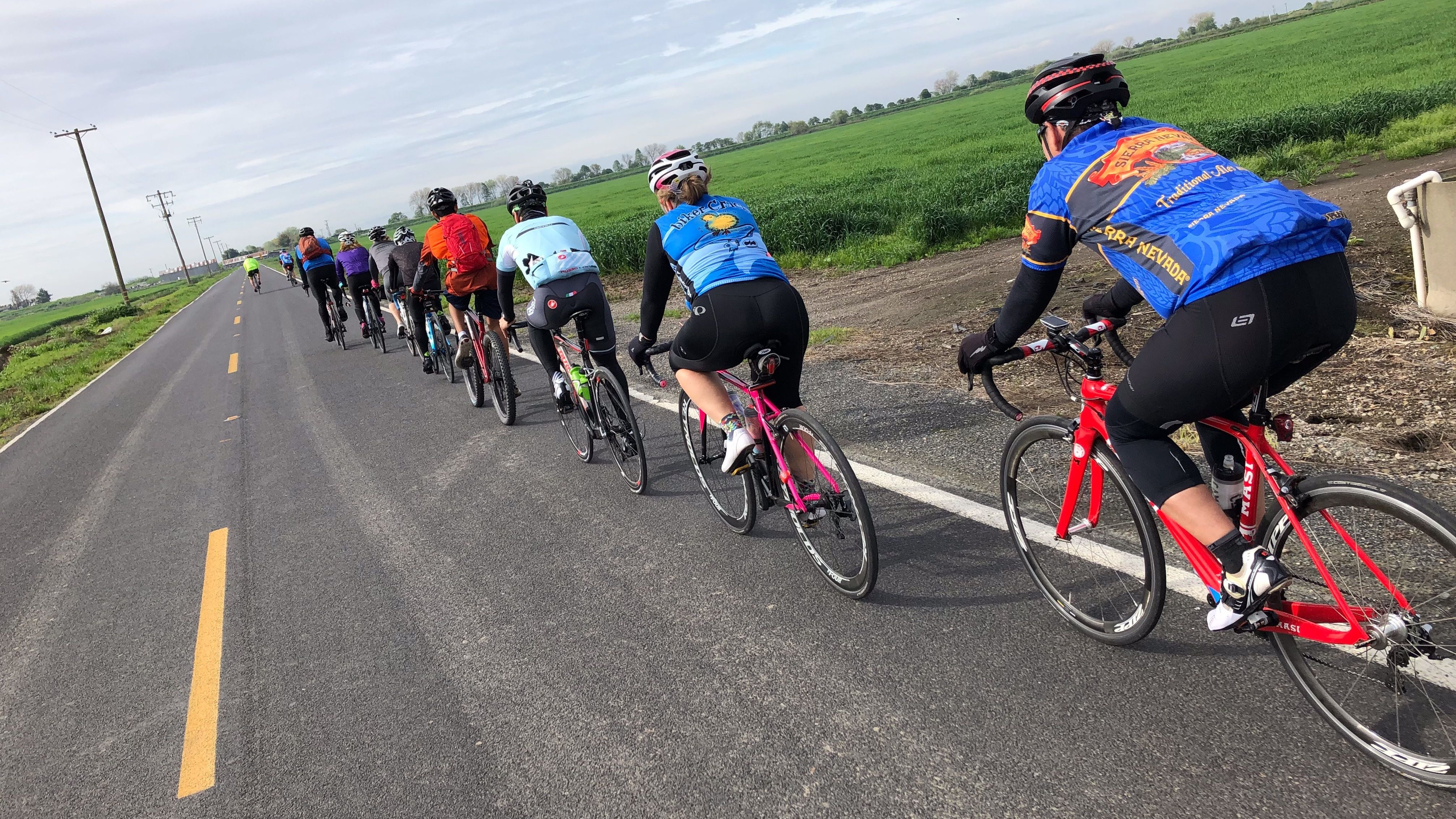San Joaquin Bike Coalition Rides and Events