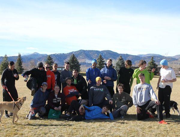 Boulder, CO Flag Football — Saturday Morning Pick-Up Flag Football Game