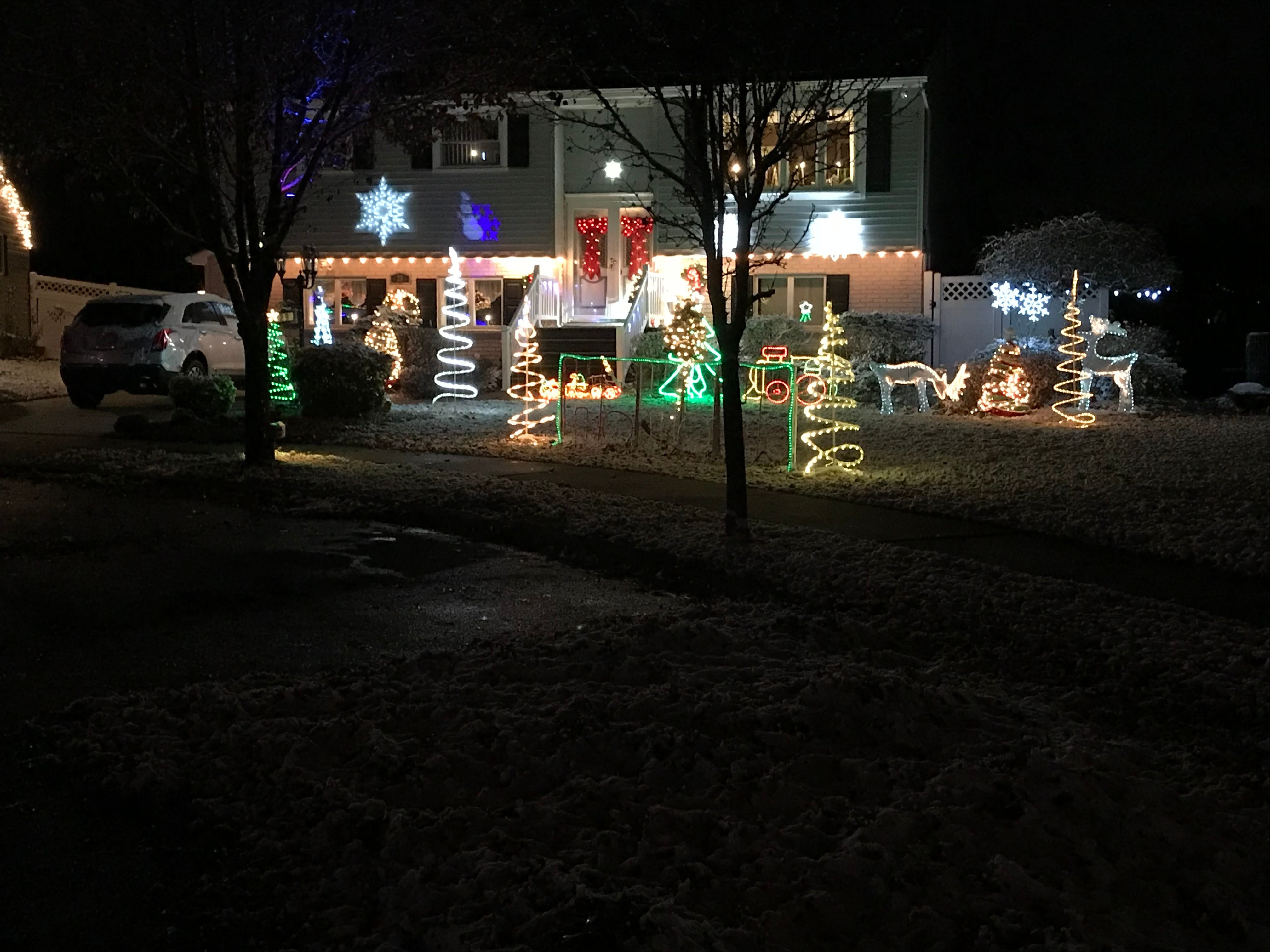 Christmas Lights For Camping.Photos Outdoor Club Of South Jersey Hiking Camping