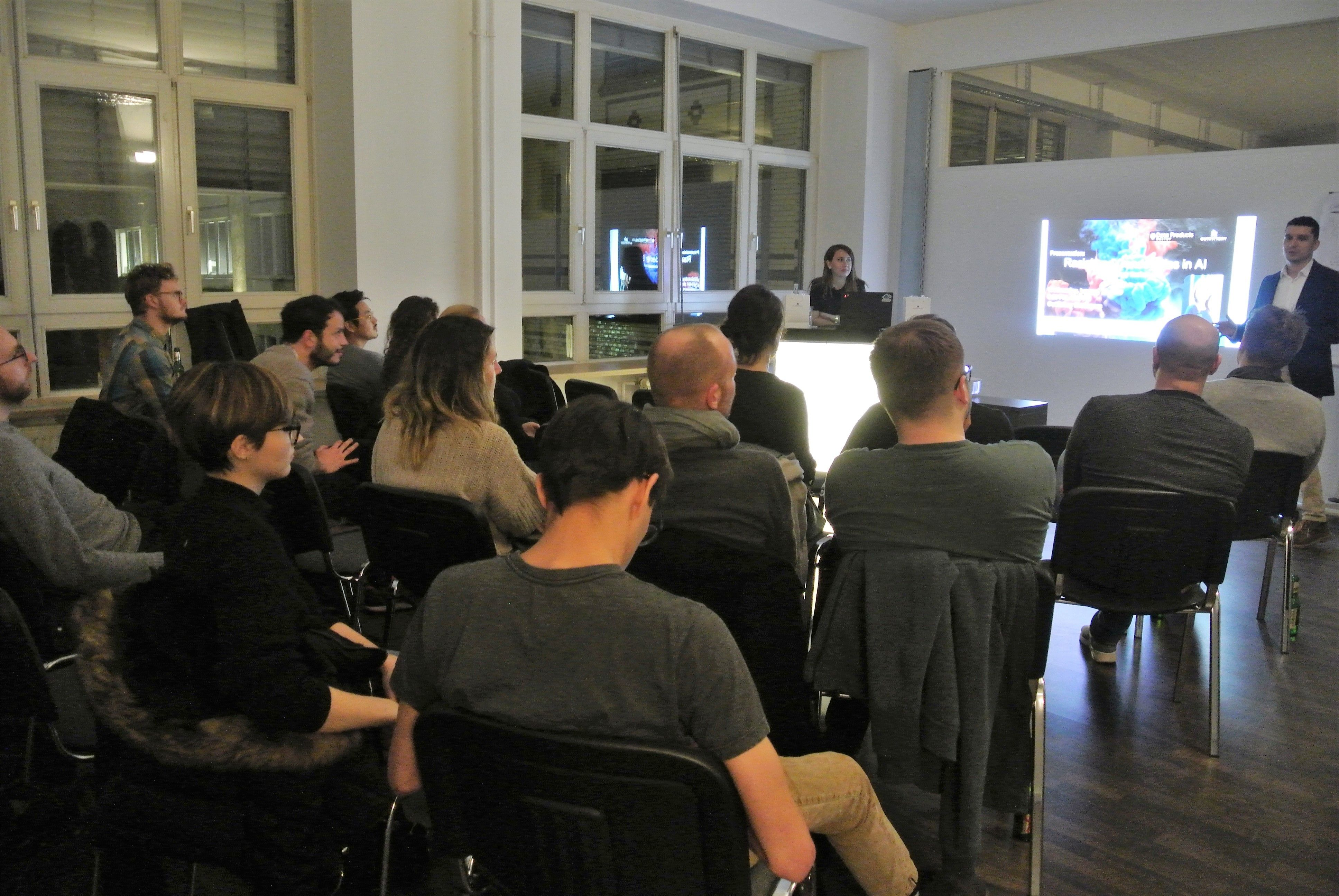 Berlin Data Products Meetup