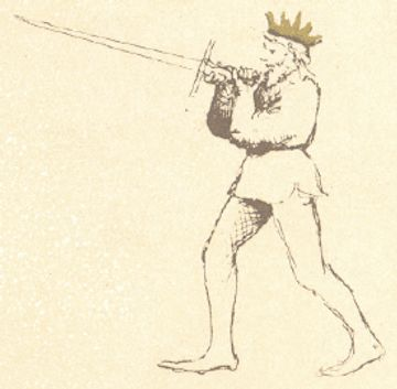 Two-Handed Sword Poste (guards) - Boston Armizare
