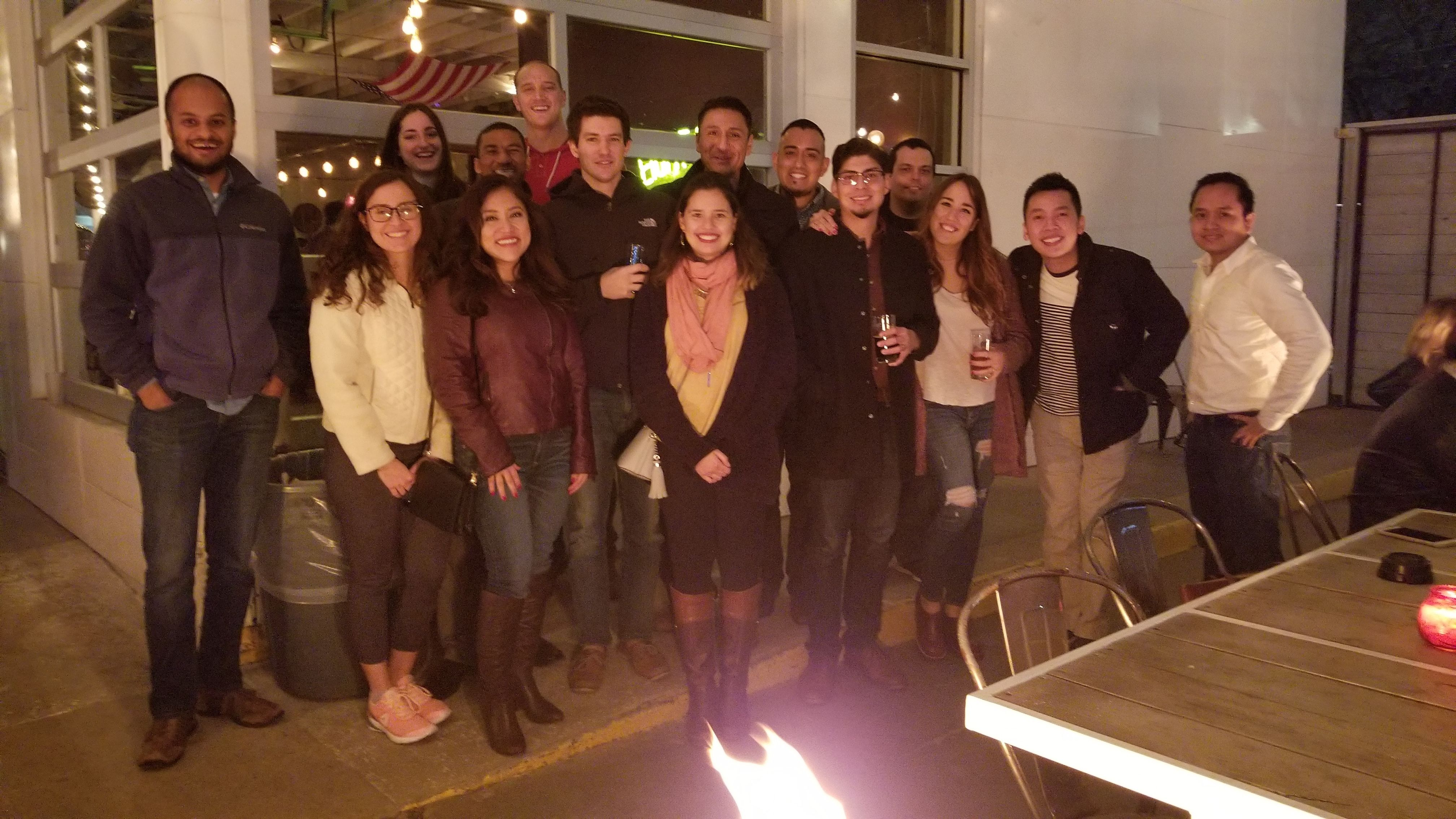 Inside the 610 Loop Meetup (age: 20s-30s)