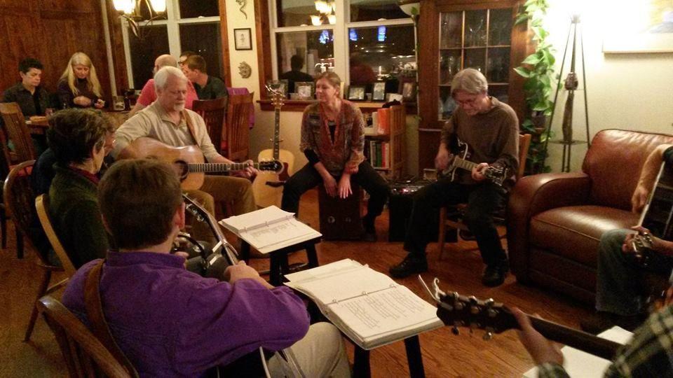Morehead City Acoustic Music Meetup