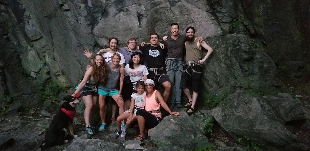 Panhandle Rock Climbing Meetup