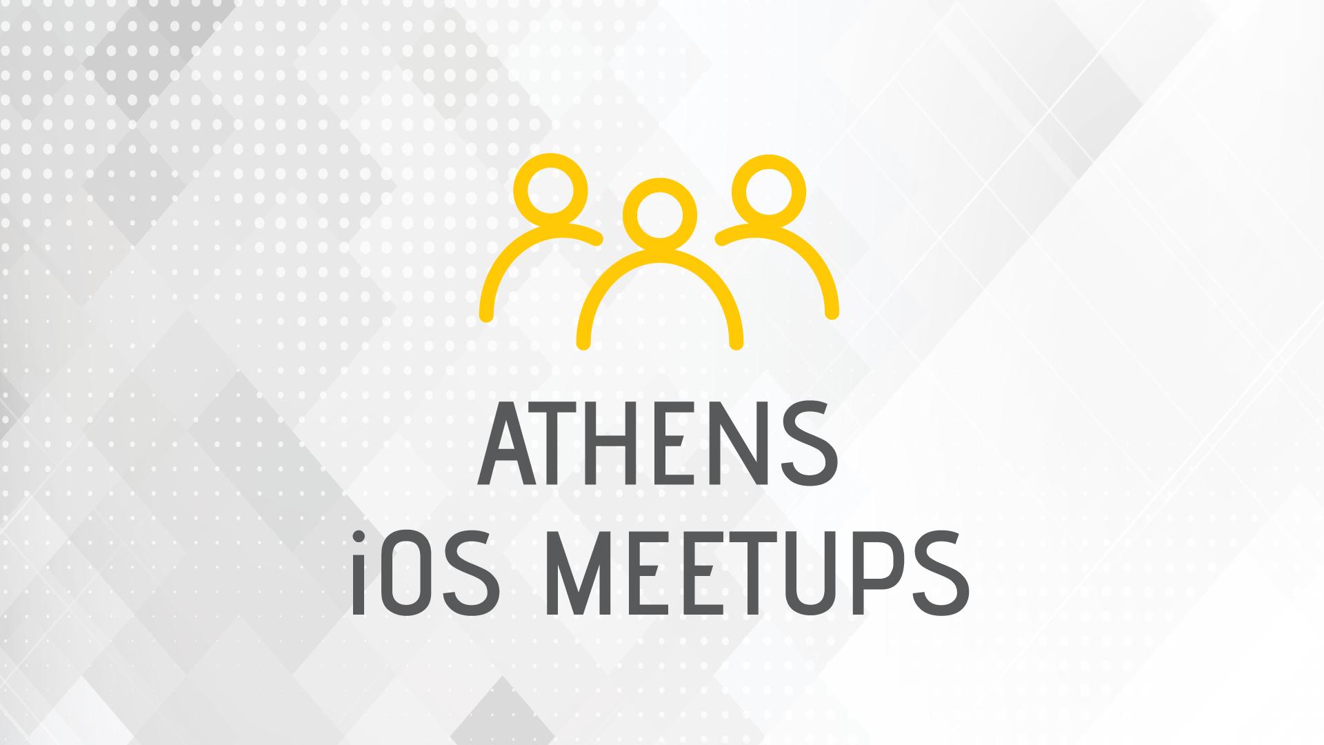 Athens iOS MeetUps